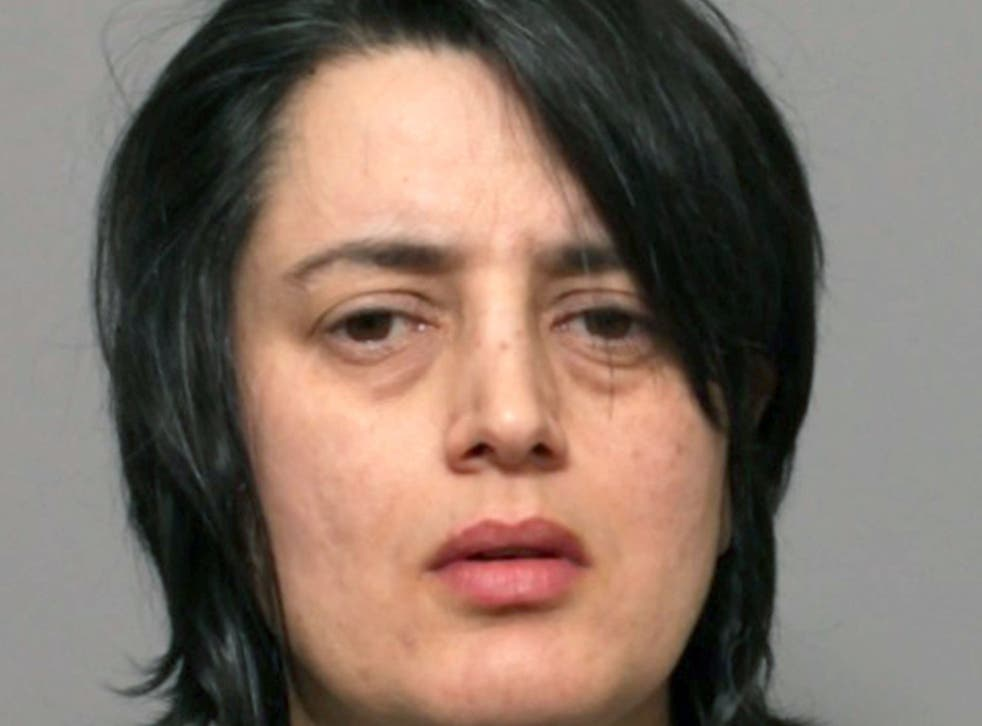 Katie Leong, who attacked her partner Daniel Rotariu with highly concentrated sulphuric acid as he lay in bed