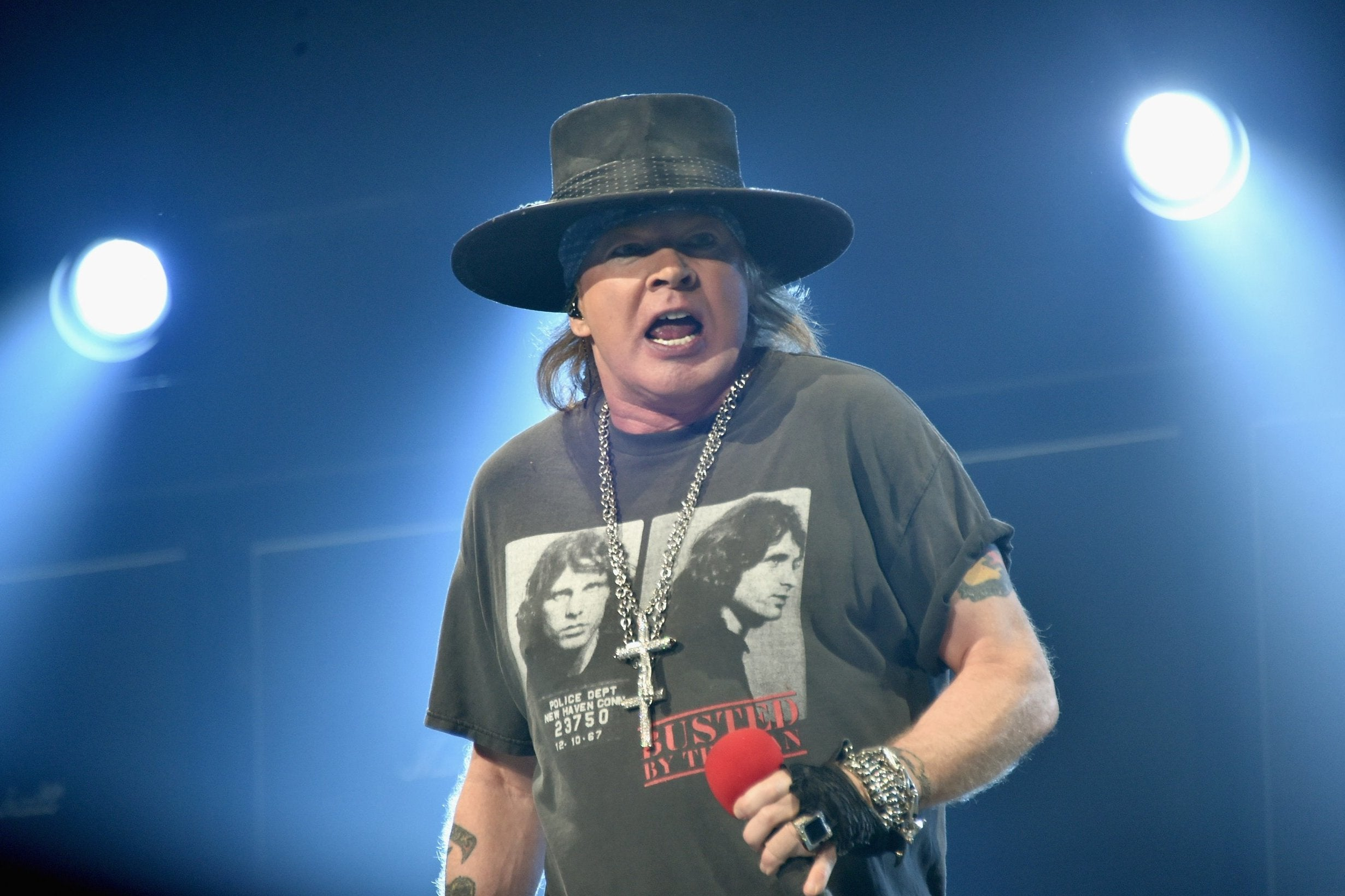 Axl Rose - latest news, breaking stories and comment - The