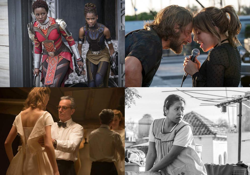 The 15 Best Films Of 2018 Including Black Panther A Star Is Born