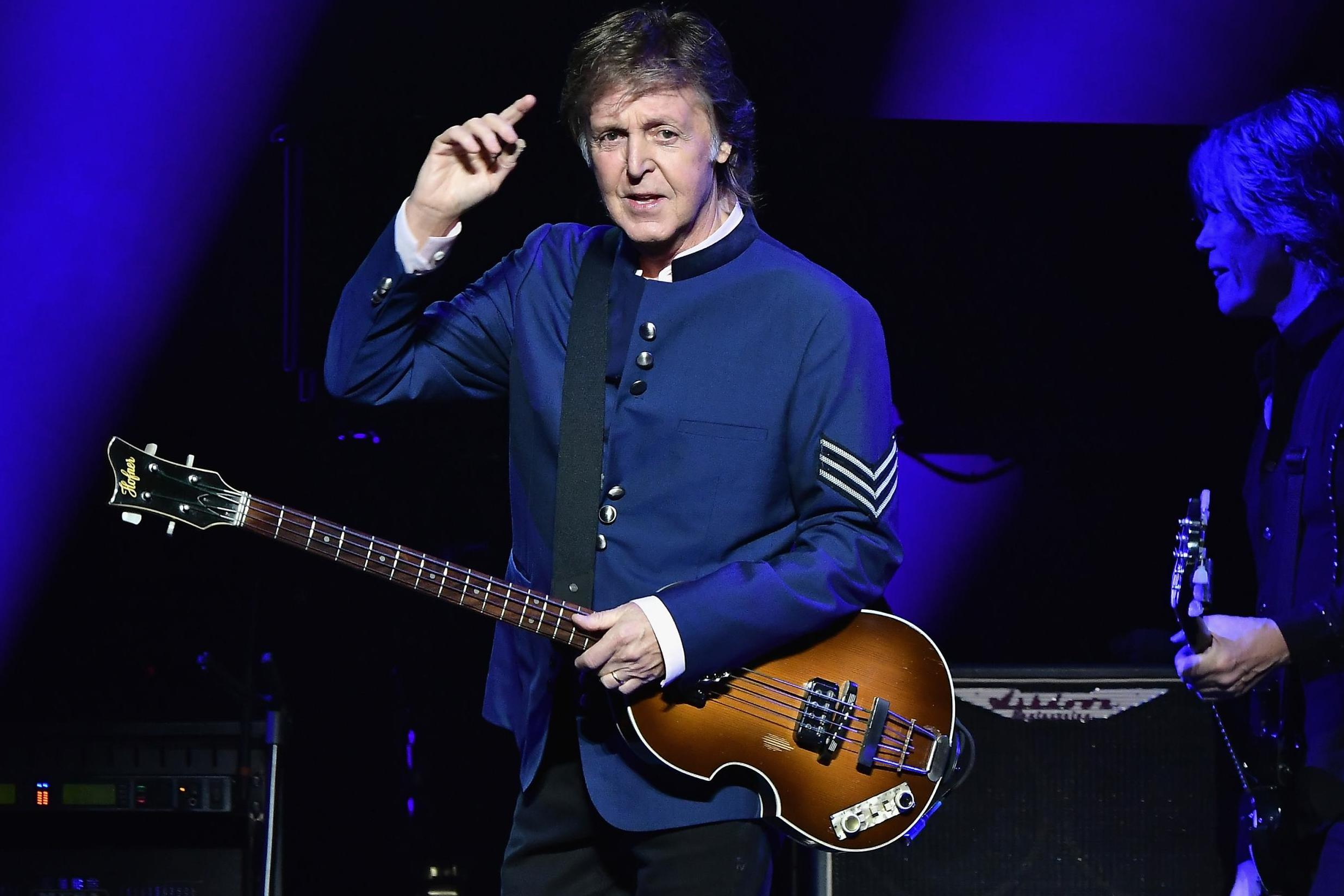 paul mccartney latest news breaking stories and comment the