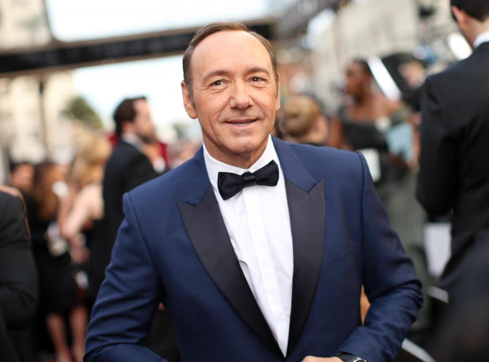 Related video: Kevin Spacey pleads not guilty to groping charge