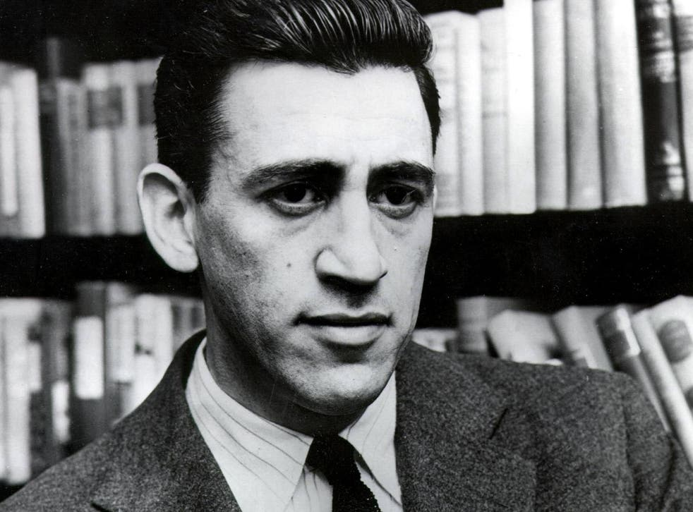 Salinger in 1953: 'recluse' was perhaps not an accurate description of the man