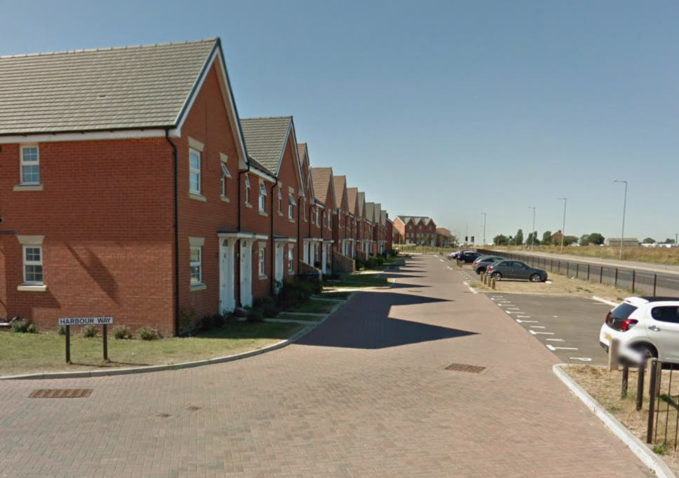Woman arrested on suspicion of murder after two young children found
