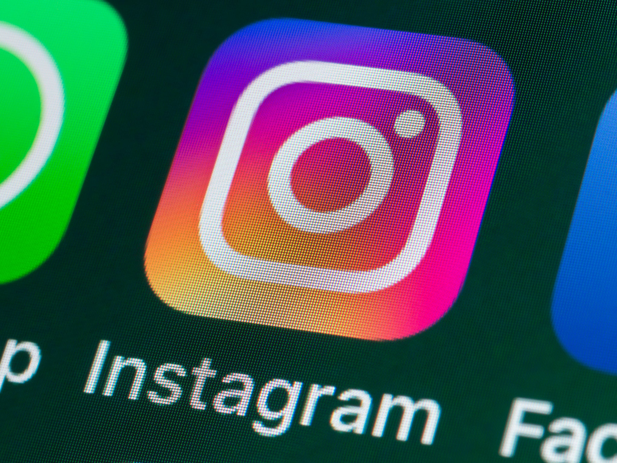Instagram update was a 'very small test' rolled out to
