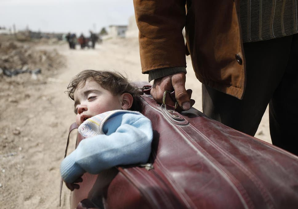Protecting Children From Instability >> In Photos The Worst Places To Be A Child In 2018 The Independent