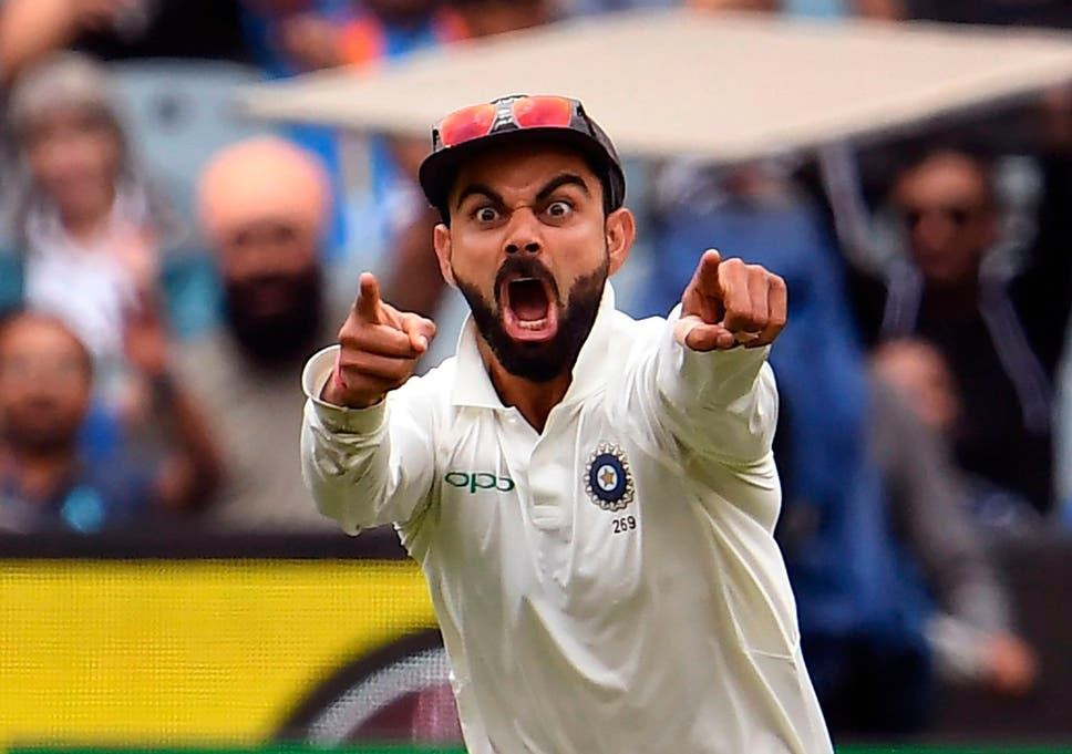 Icc Awards 2018 Virat Kohli Cleans Up As Four England