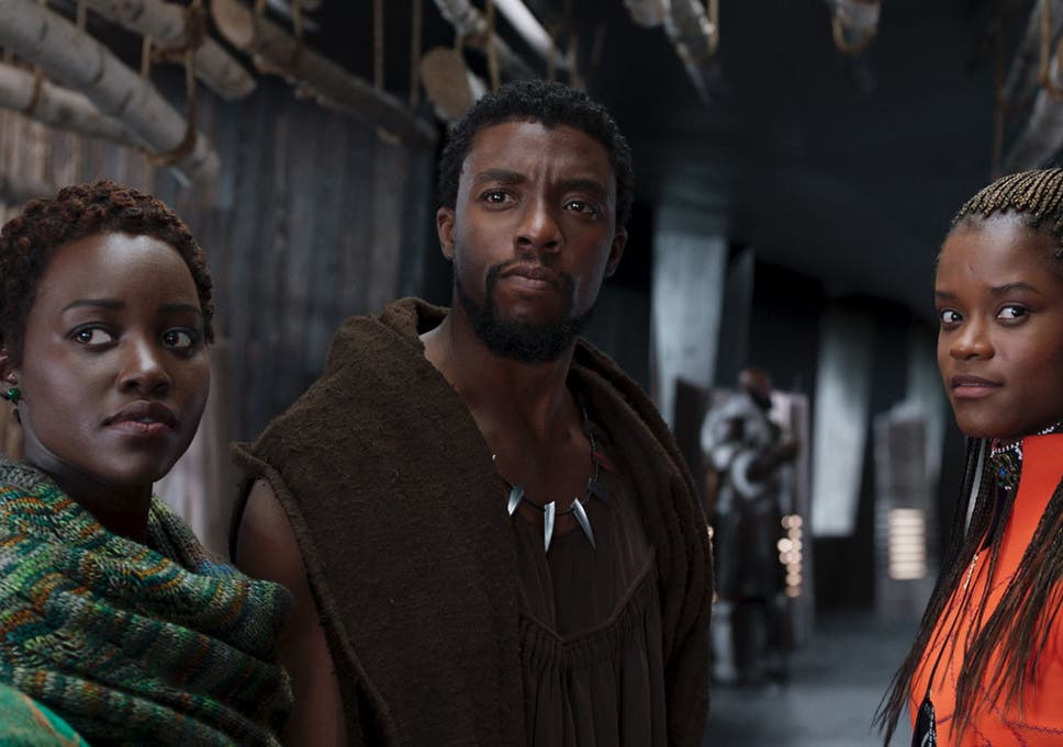 From Black Panther To Crazy Rich Asians How Film In 2018 Proved