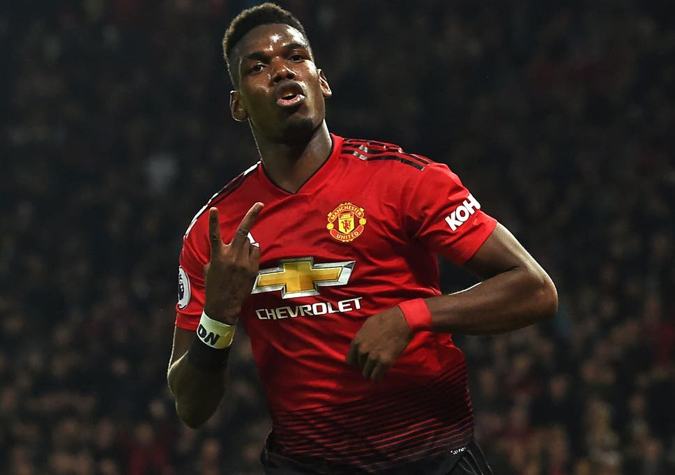 91da3804d Manchester United 4-1 Bournemouth player ratings  Paul Pogba and Marcus  Rashford star in thumping win