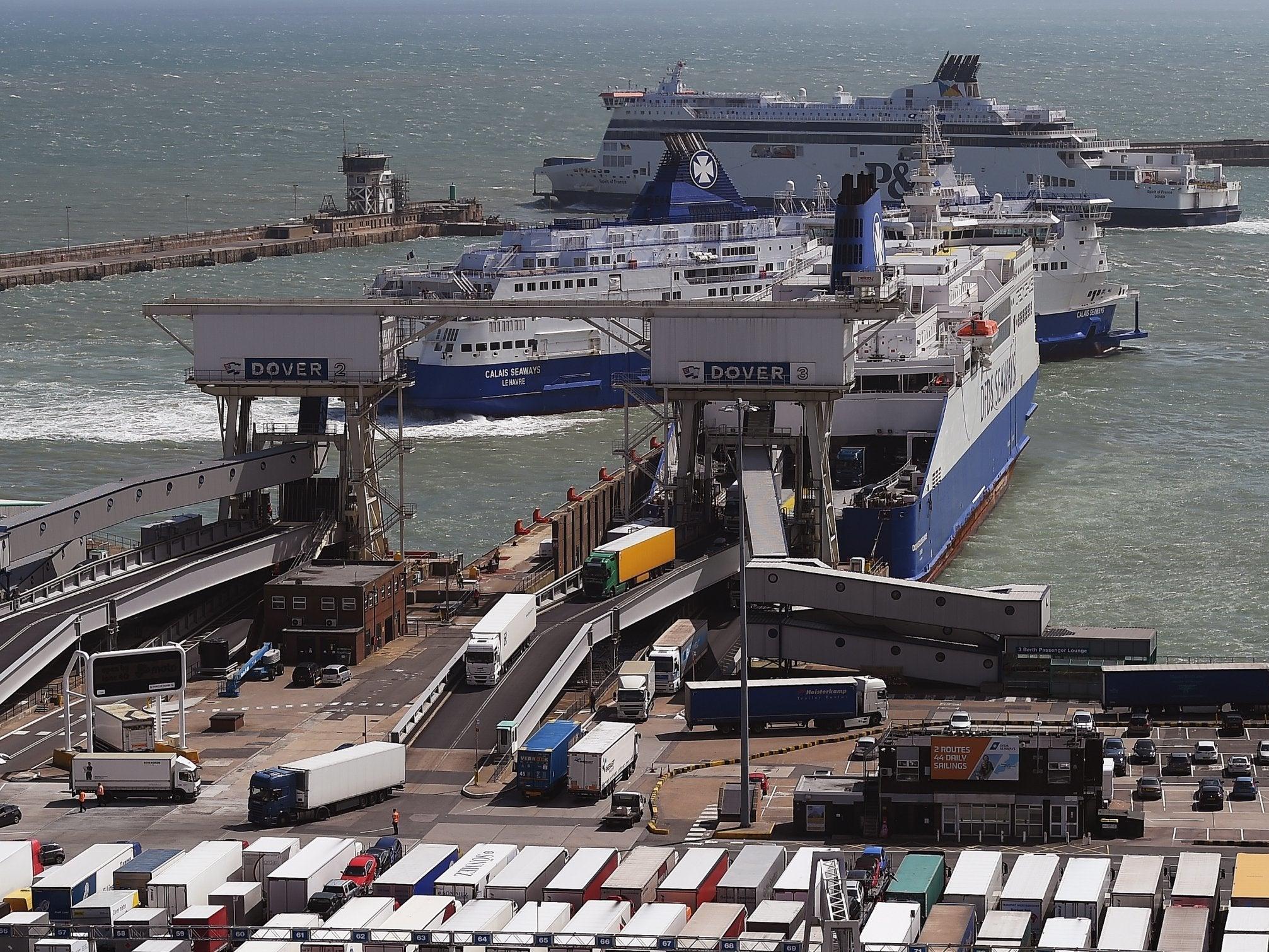 Ferry company awarded £13 8m government contract despite