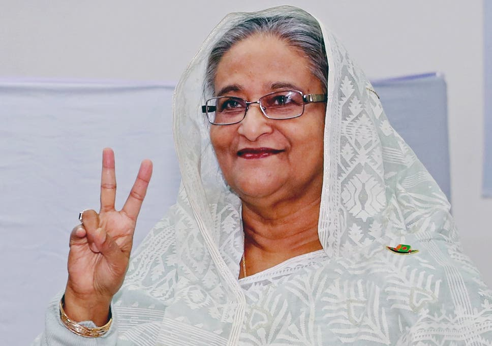 Bangladesh elections: Sheikh Hasina's party wins large