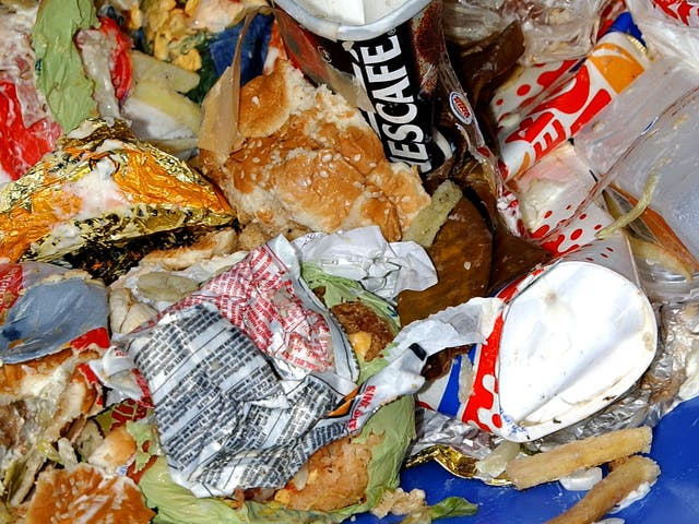 'Food waste is an economic, environmental and moral scandal,' Michael Gove says