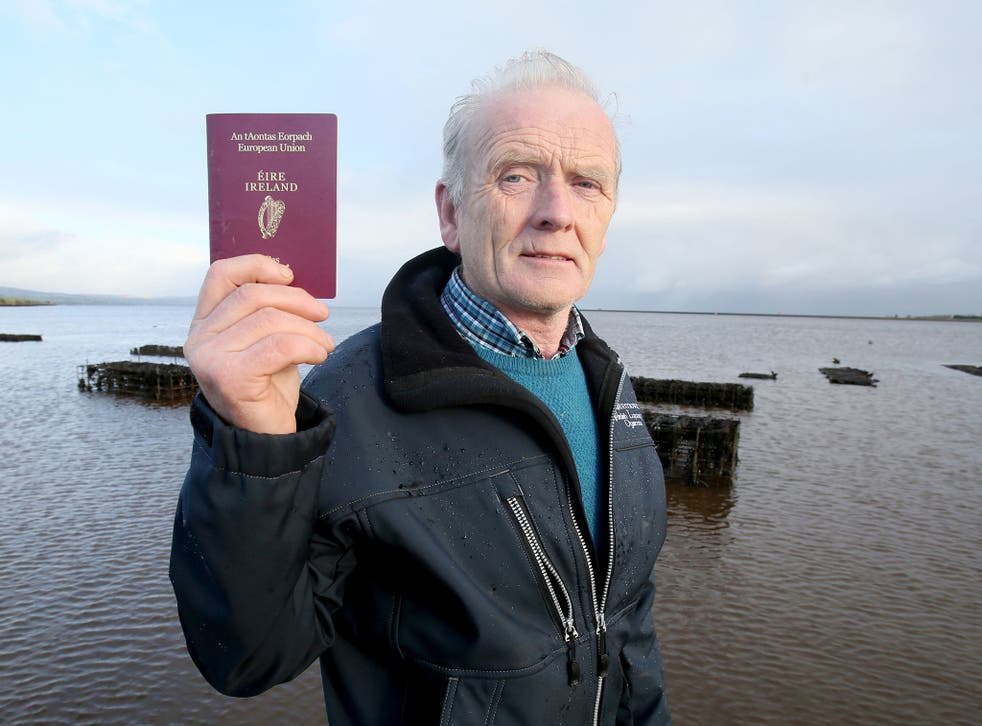 Almost 100,000 Irish passport applications were received from Great Britain in 2018, up from 81,000 last year and 46,000 in 2015