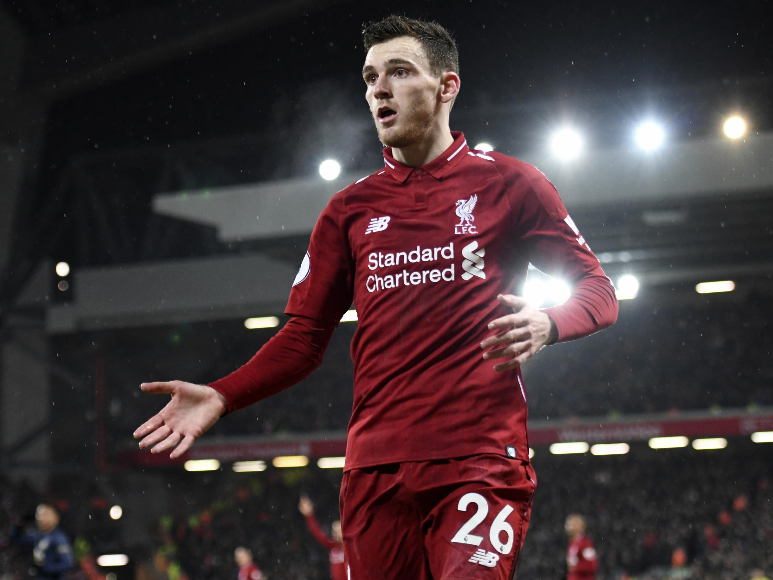 Image result for robertson liverpool