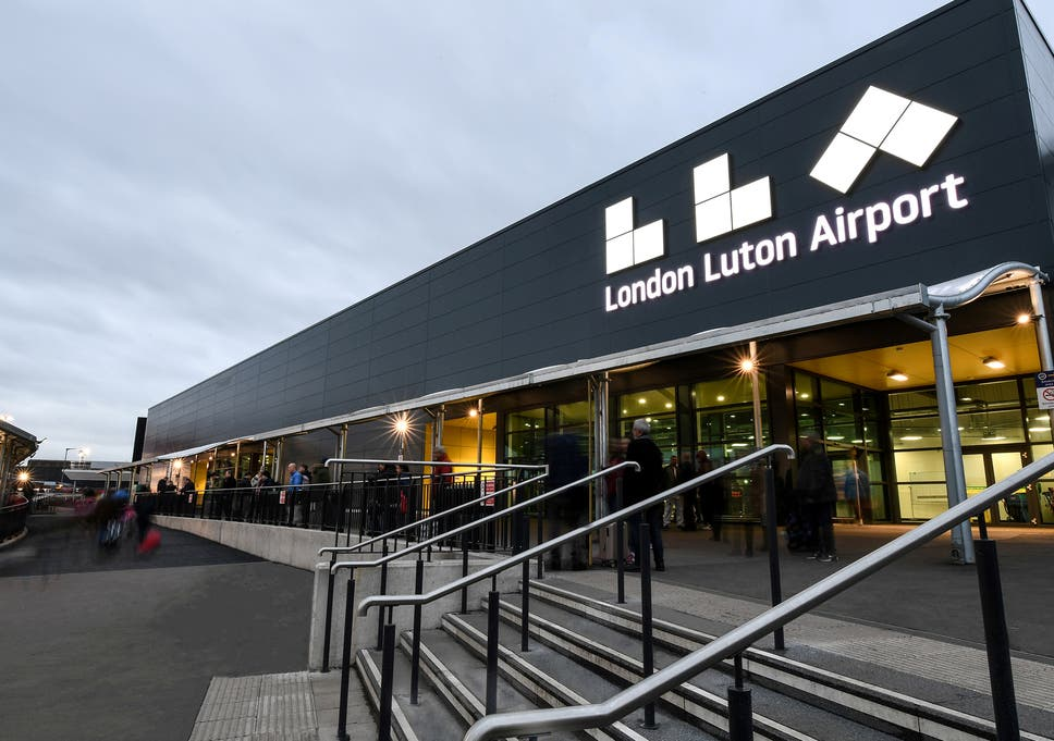 Luton Airport Staff To Strike For 12 Days Over Heavy Handed