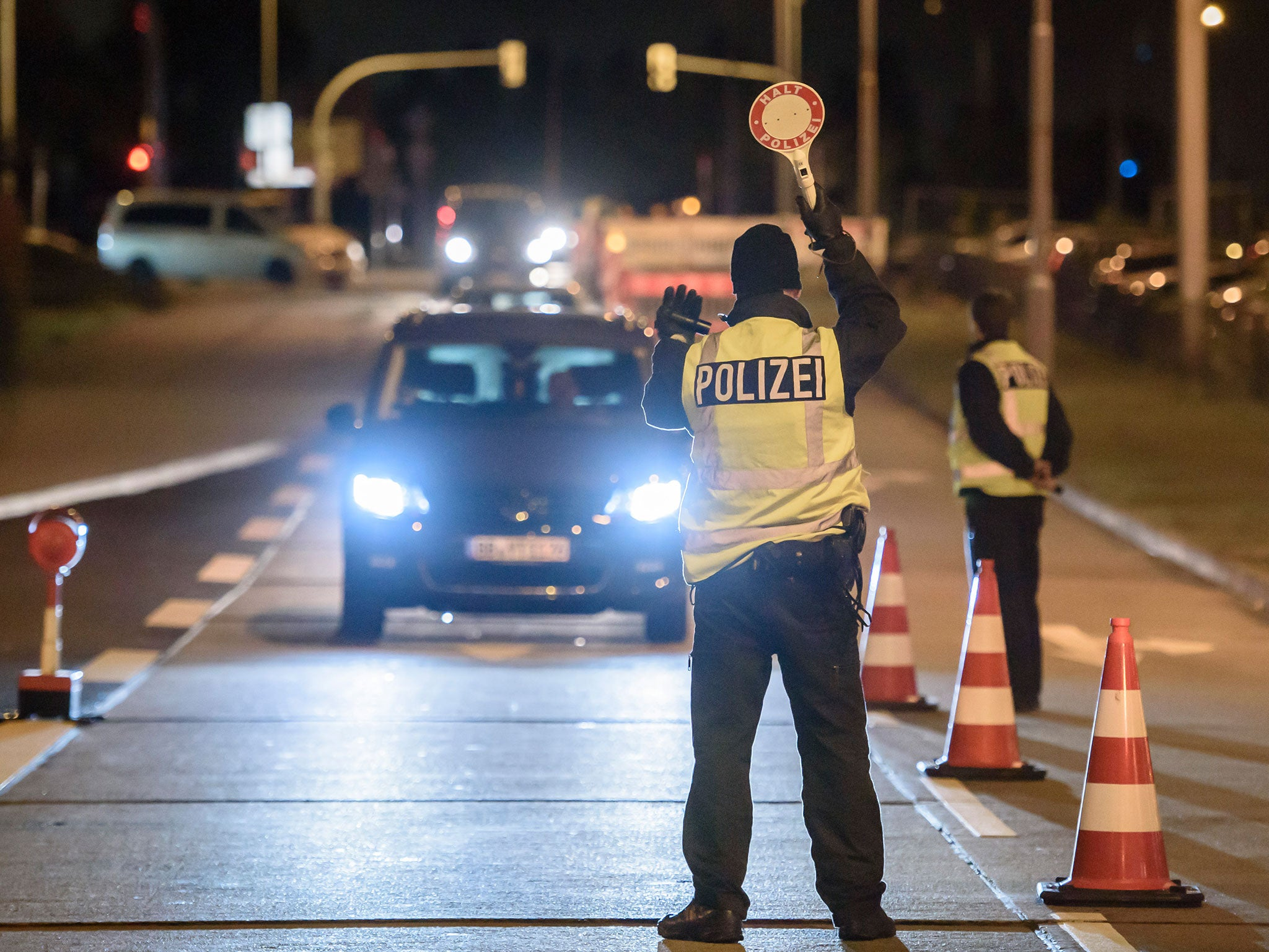 Suspected far-right attacker 'intentionally' rams car into crowd of Syrian and Afghan citizens in Germany