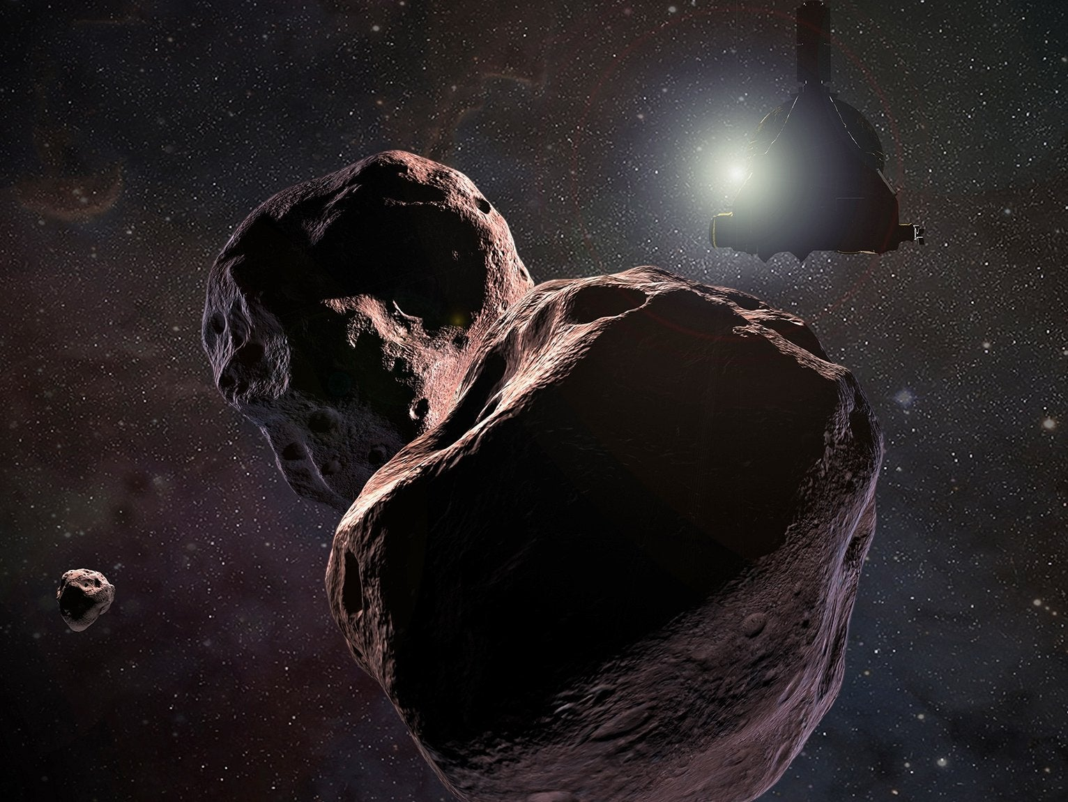 Nasa renames solar system object previously known as 'Ultimate Thule' to 'Arrokoth' after Nazi controversy