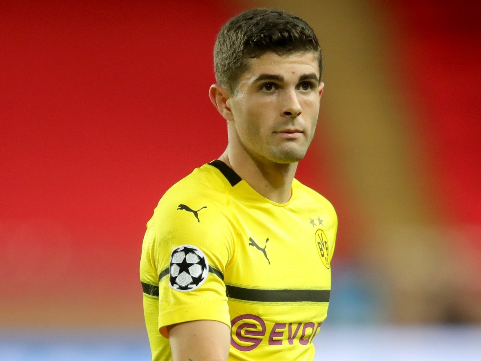 bf5509f0285 Christian Pulisic Chelsea transfer: Blues seal £58m deal but US star will  remain on loan at Borussia Dortmund | The Independent