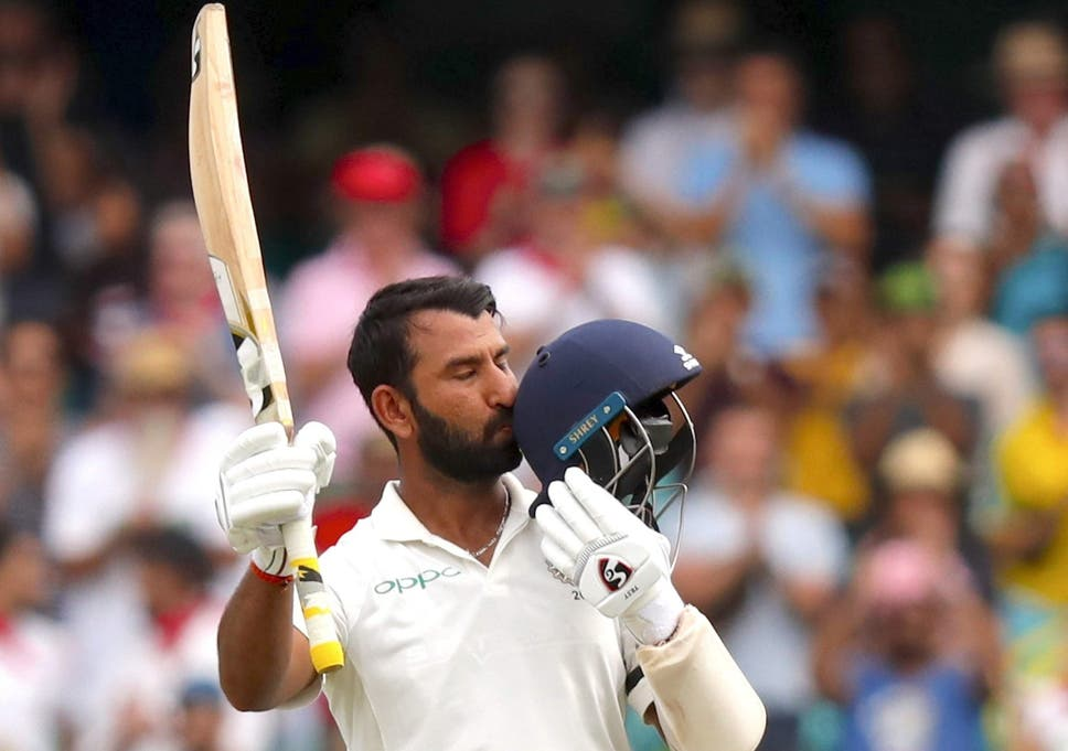 Image result for Pujara