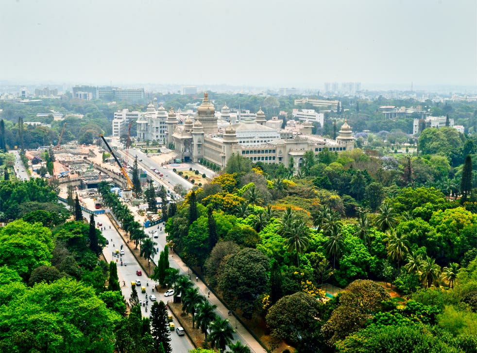 Bengaluru is one of India's greenest cities