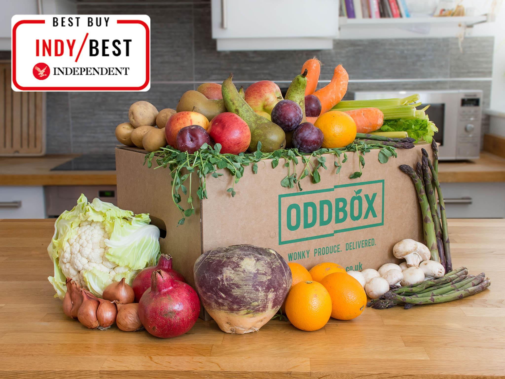 Best vegetable box guide: Great fresh greens delivered to your door
