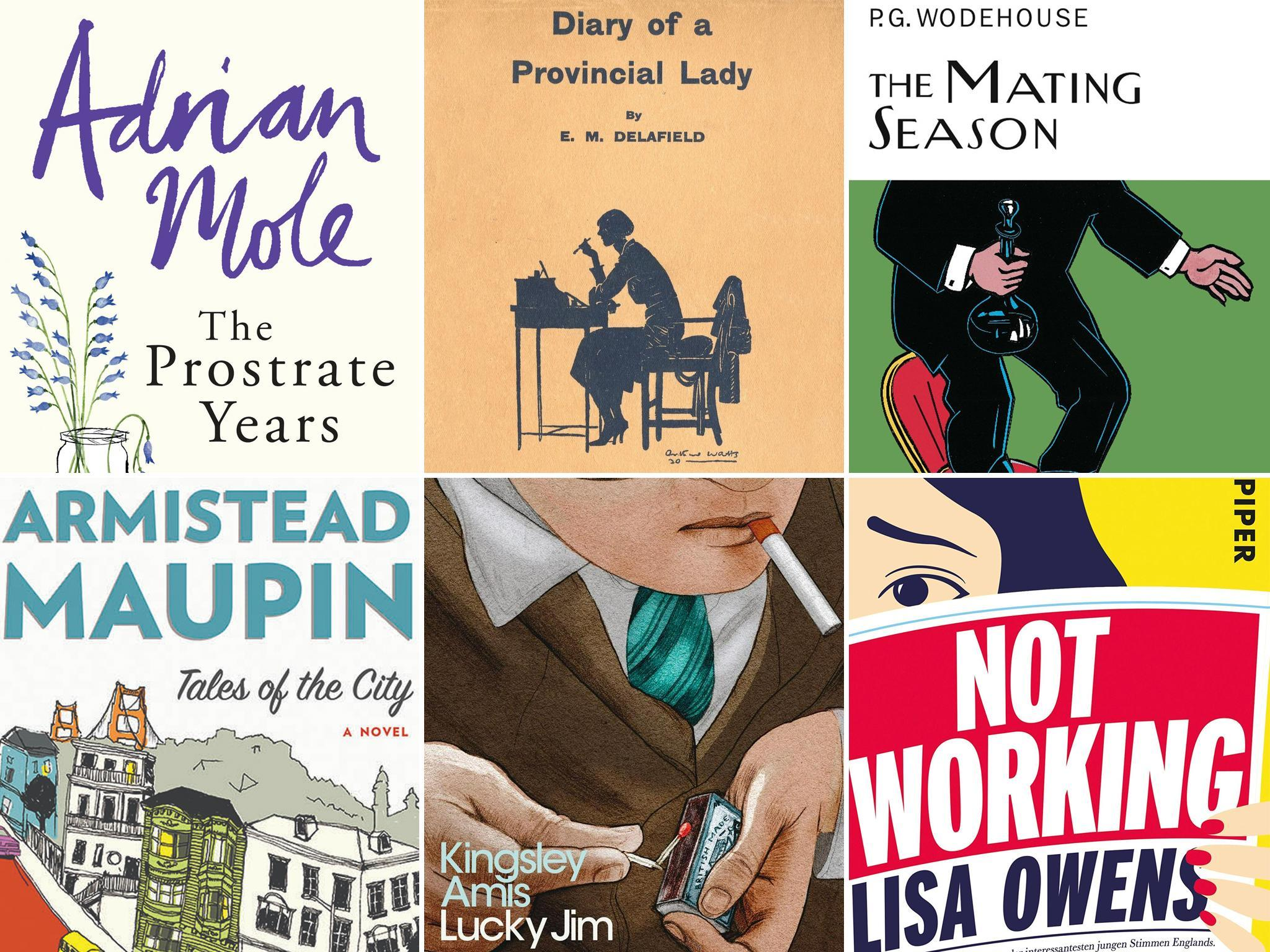10 novels to help you beat the January blues
