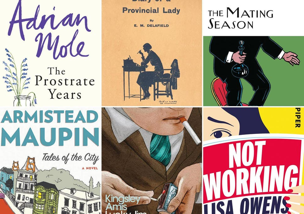 10 Novels To Help You Beat The January Blues The Independent