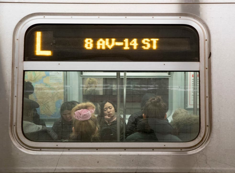 Trains are regularly removed from service when graffiti is reported by a passenger or MTA employee