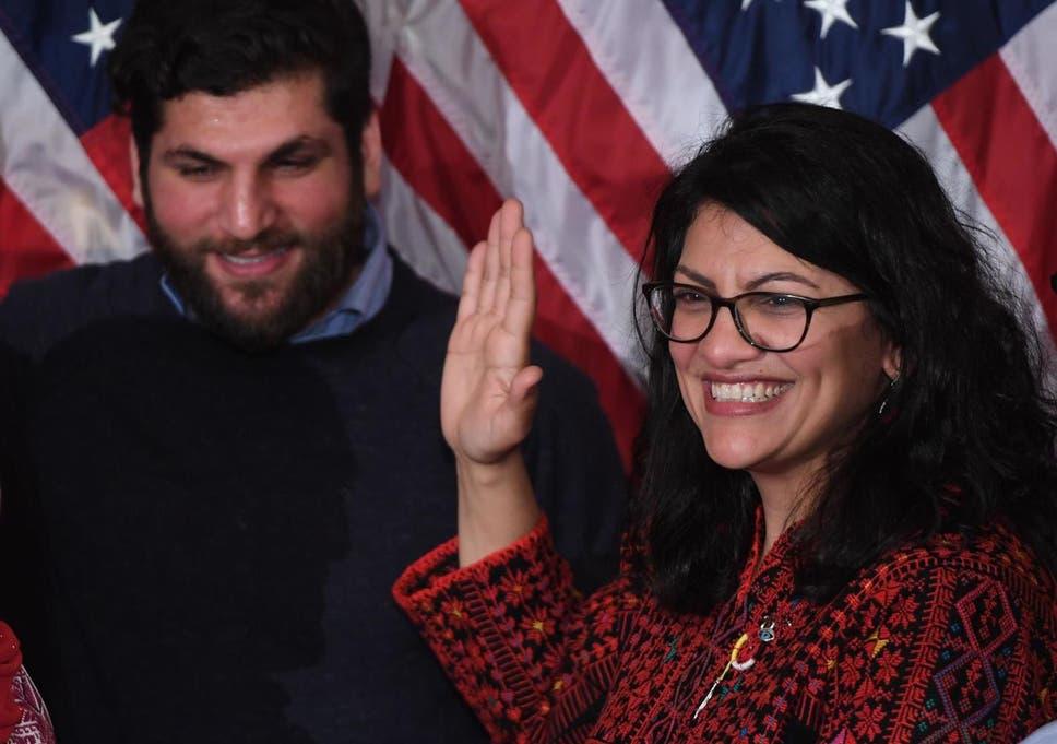 3b7cbf1edcd US Congresswoman declares war on Trump   We re going to impeach the ...