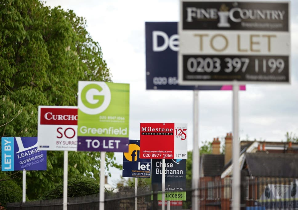 The property market has been impacted by ongoing uncertainty around Brexit