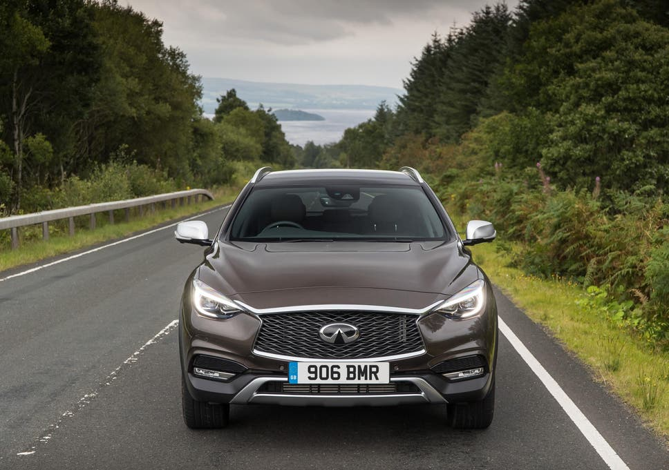 Infiniti QX30 review: A handsome beast that will serve you