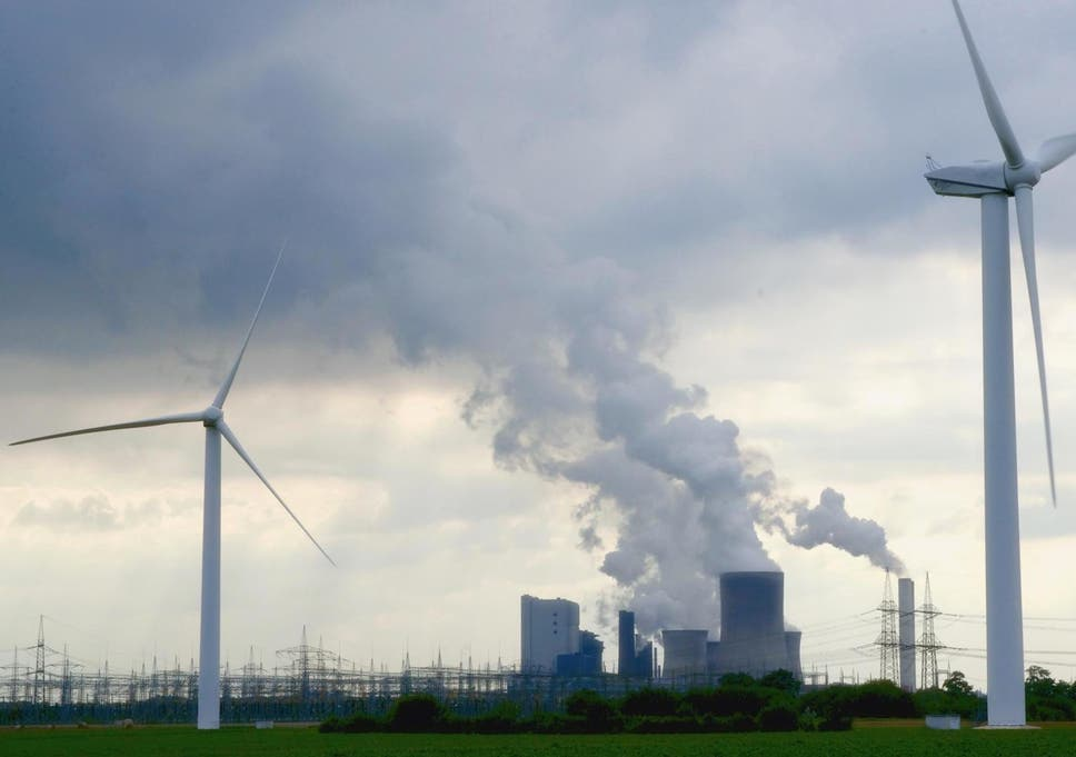Renewable energy replaces coal as Germany's main power source for