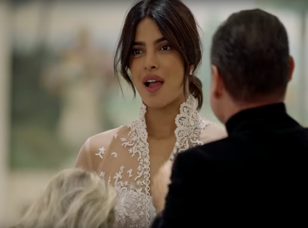 priyanka chopra wedding veil video