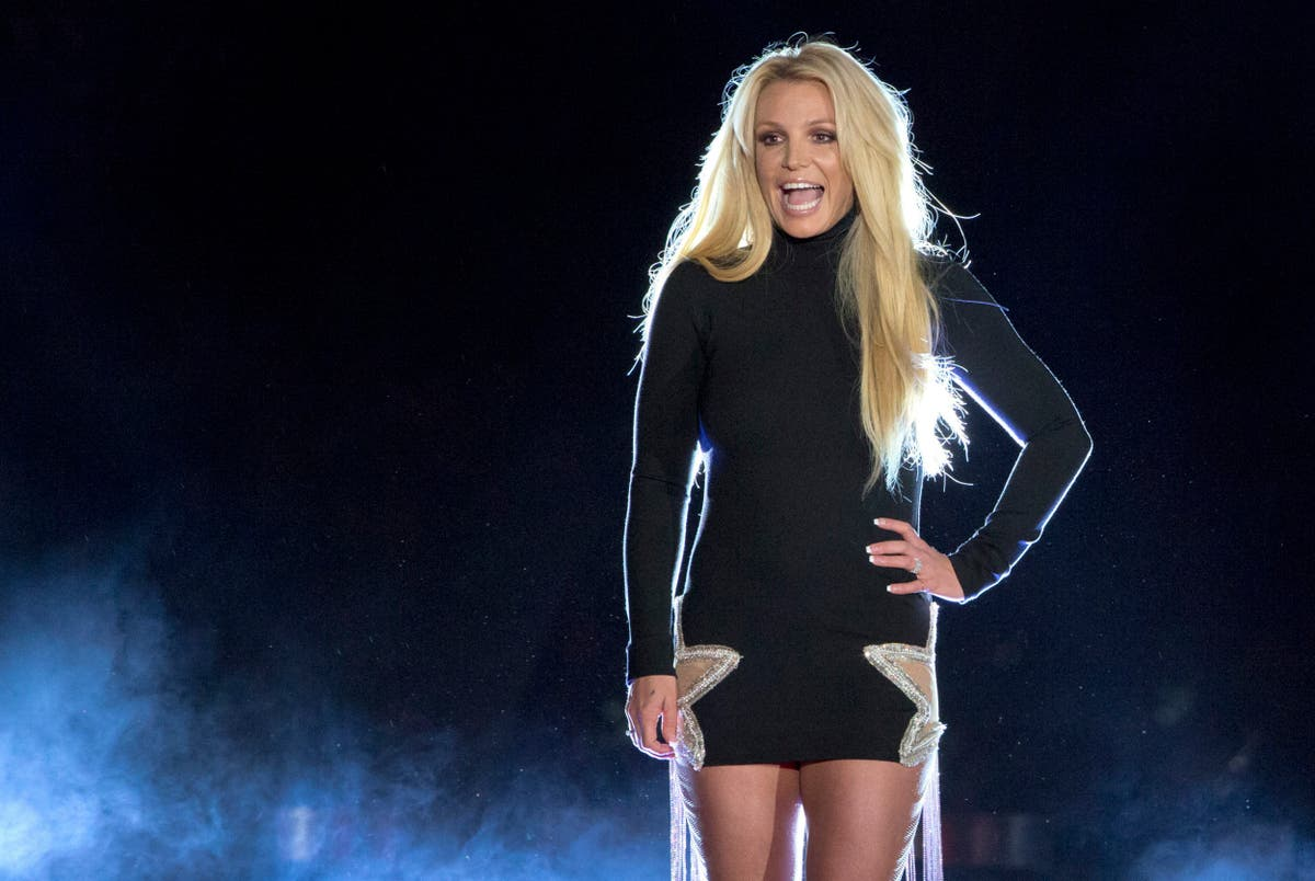 Britney Spears fan experience The Zone shares name with