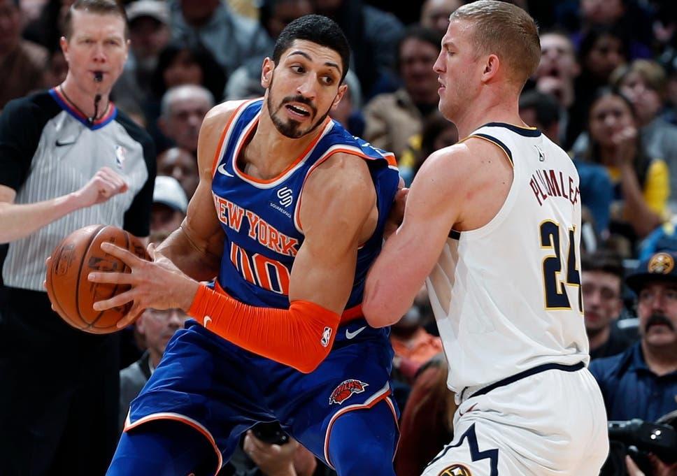 06f9ff56bf1 Enes Kanter  Turkey  seeking arrest  of New York Knicks player.