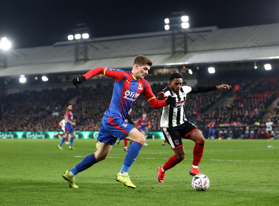 Alexander Sorloth played against Grimsby on Saturday but has struggled for league minutes