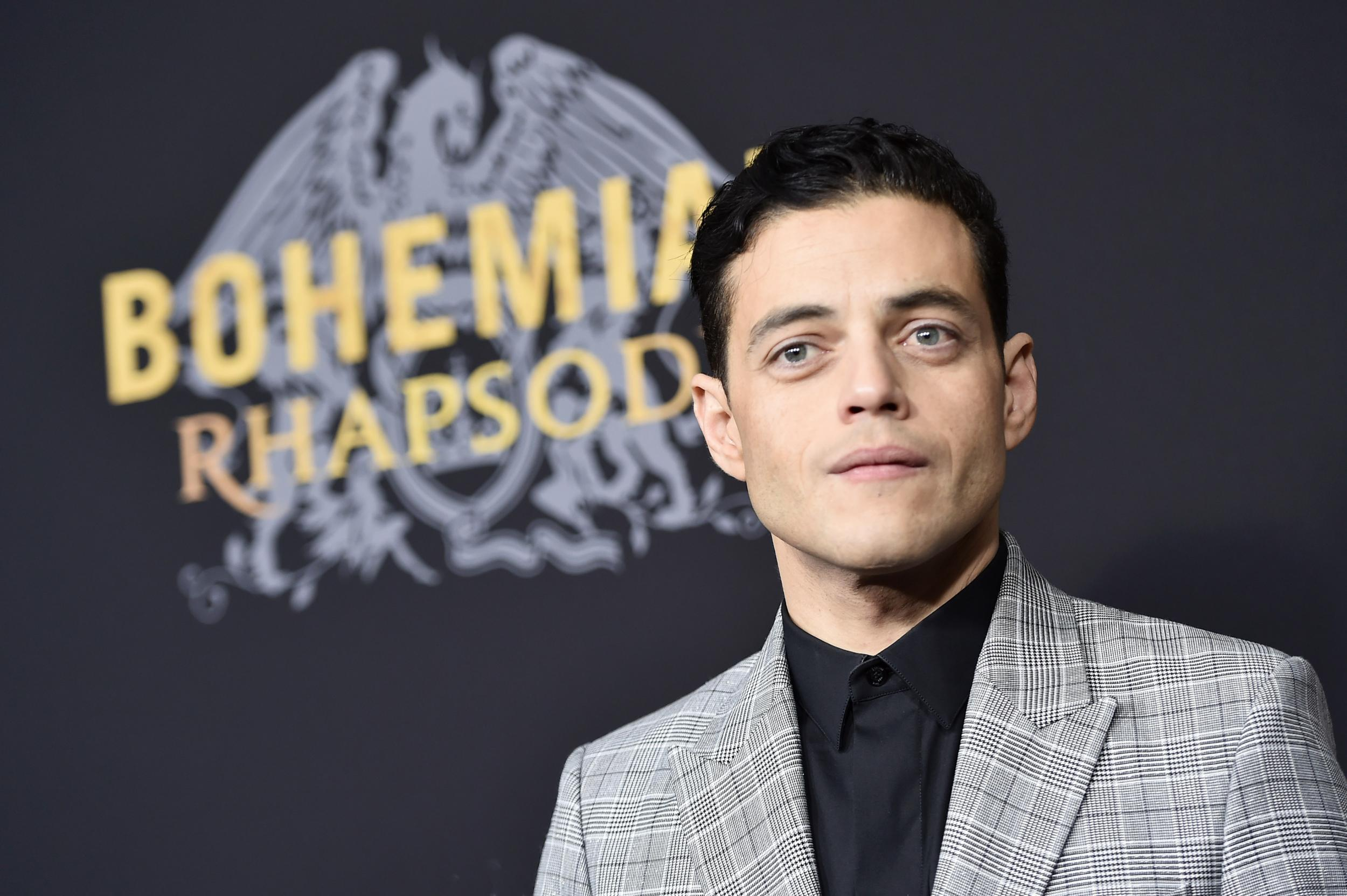 Bohemian Rhapsody actor Rami Malek teases playing James Bond's next villain