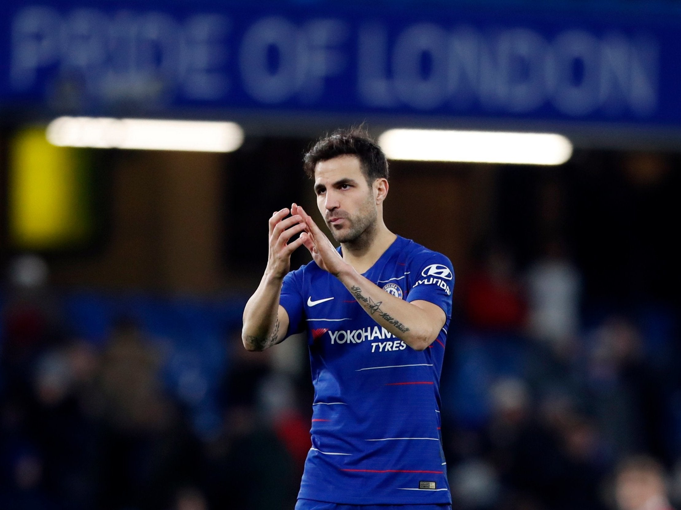 Chelsea transfer news: Cesc Fabregas signs for Monaco on a three-and-a-half year deal