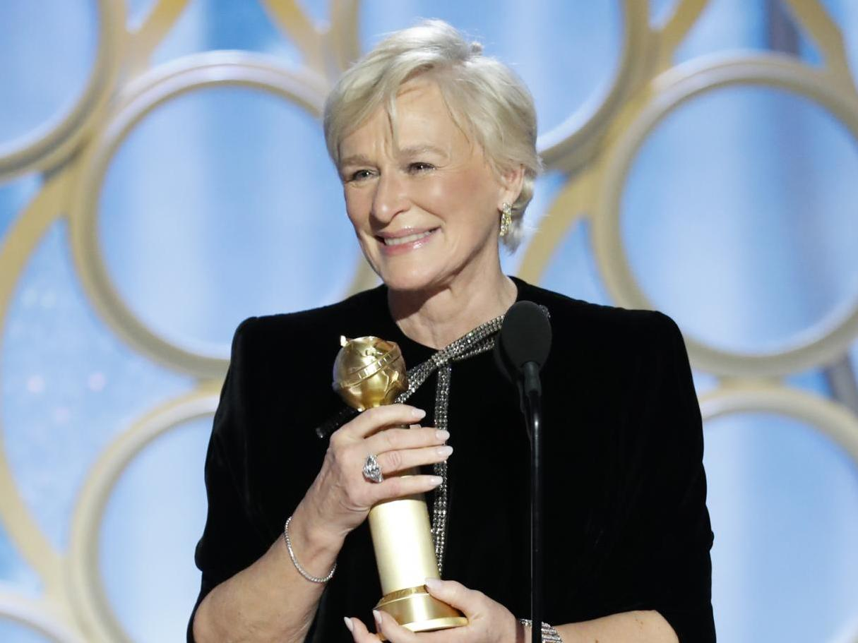 Golden Globes 2019: Best feminist moments, from Glenn Close's speech to Time's Up bracelets