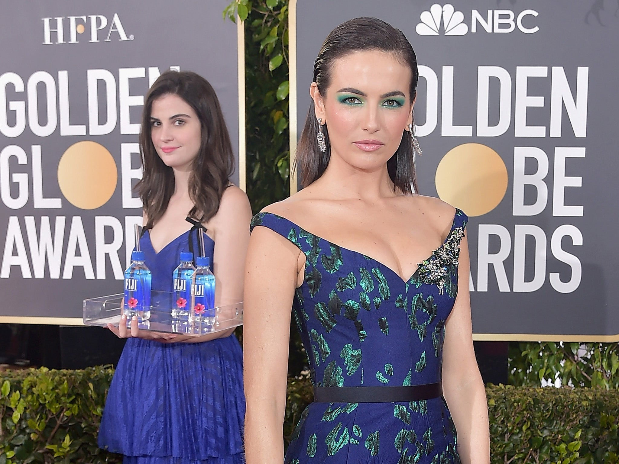 The  Fiji Water Girl  is suing Fiji Water  bfaae56a8