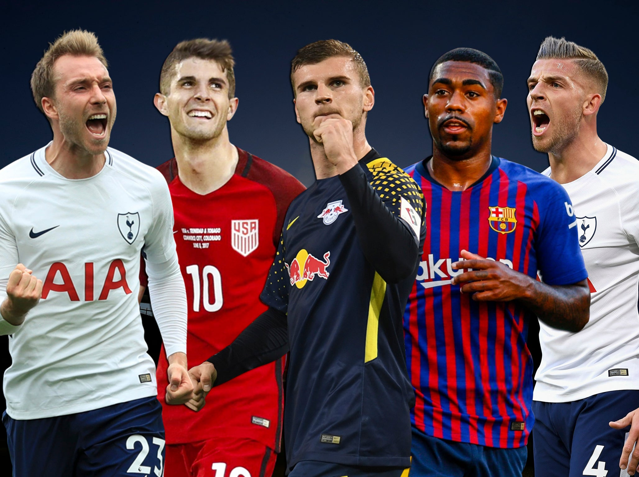 January transfer window: What does each Premier League team