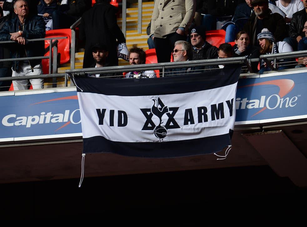 "Tottenham say they have a ""zero-tolerance position"" regarding antisemitism"