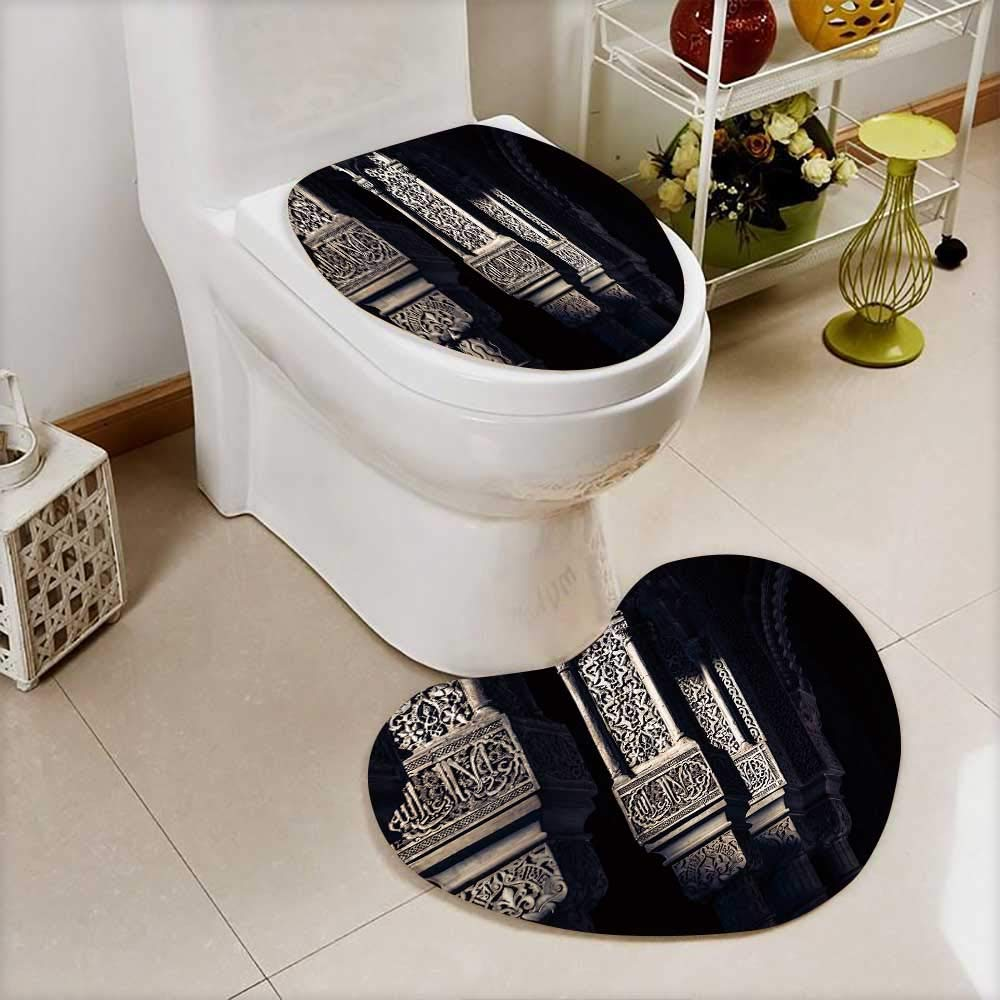 Amazon selling toilet covers printed with Islamic scripture