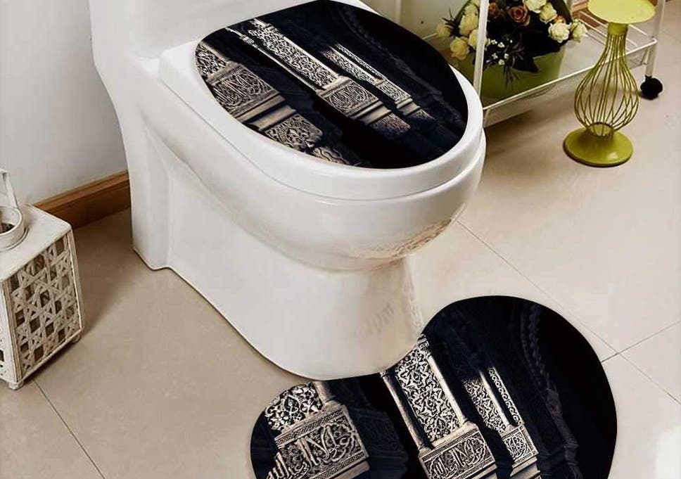 Amazon Selling Toilet Covers Printed With Islamic Scripture Amid