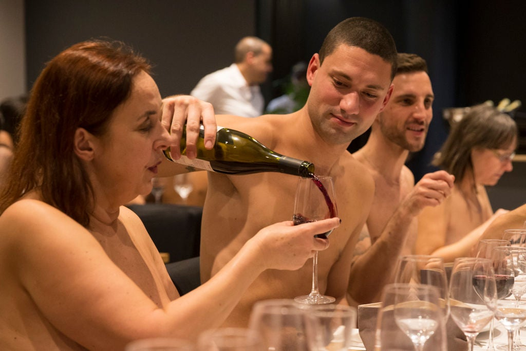 Image result for Naked Restaurant Closed Because No One Wants to Eat Naked in Public