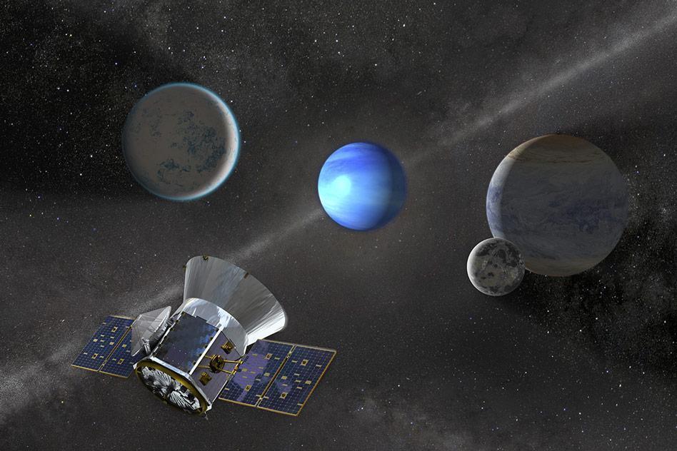 Nasa finds strange alien planet hiding outside our solar system