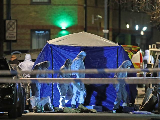 Fatal stabbings in England and Wales have reached their highest level in over 70 years
