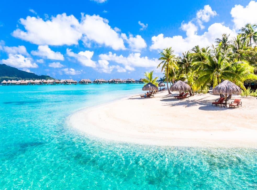 Bora Bora is trending for 2019