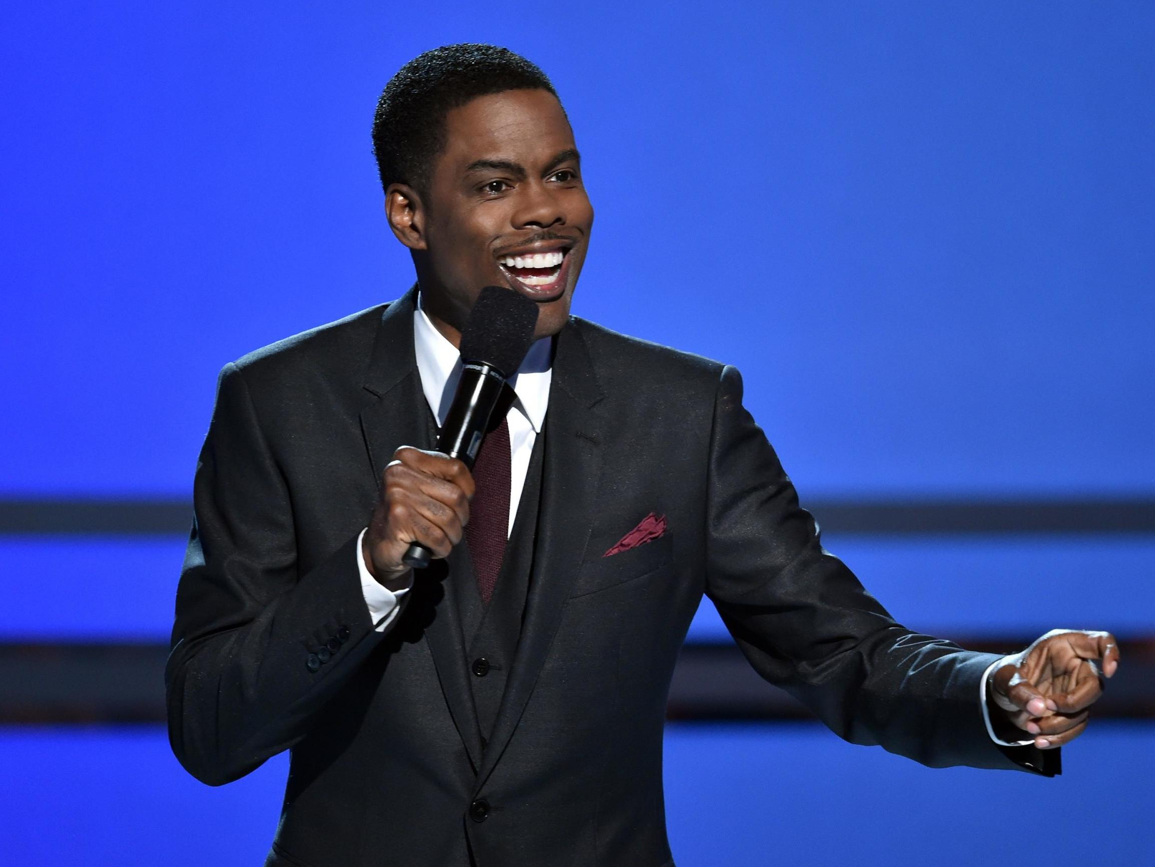 Chris Rock roasts state of comedy: 'I can't say anything