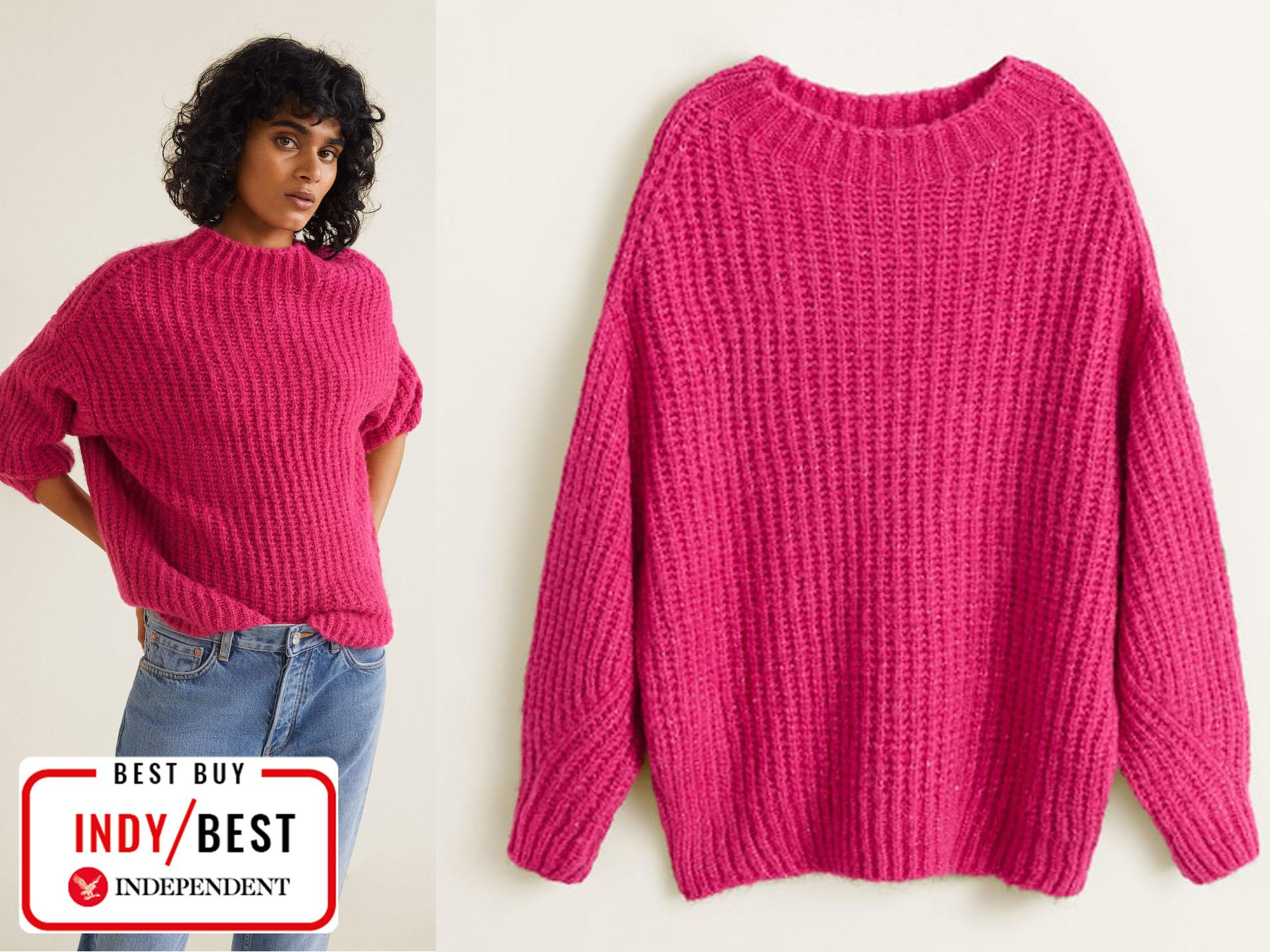 10 best women s chunky knit jumpers  85909aac6