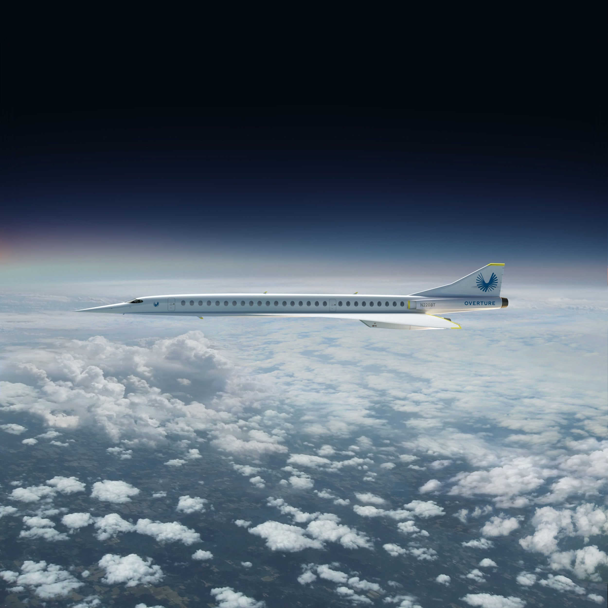 Supersonic 'Son of Concorde' to take flight this year after $100m